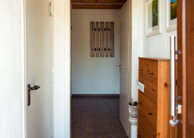 Eingangsbereich | FeWo HERZENSLUST | Ostsee Ferienwohnungen in Büttelkow