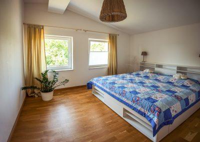"""Ferienwohnung """"Herzenslust"""" – Schlafzimmer 1"""