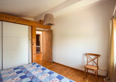 Schlafzimmer 1 | FeWo HERZENSLUST | Ostsee Ferienwohnungen in Büttelkow
