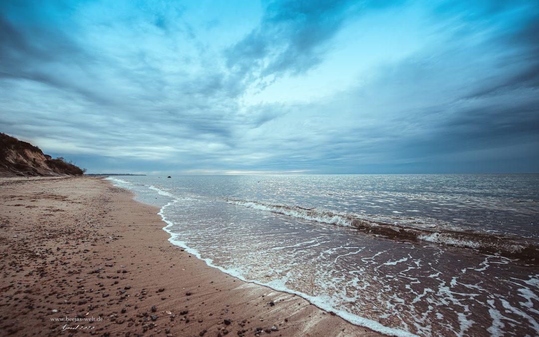Ostseeküste in der Nähe unser Ferienresidenz
